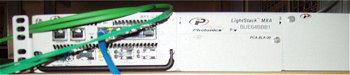 Glasfaserswitch zu Ethernet im highspeed Datacenter Bern